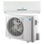 Ideal-Air - Pro Series Heating & Cooling 24,000 BTU 18 SEER (700476)