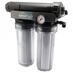 Ideal H2O - Premium 3 Stage RO System w/ Upgraded Catalytic Carbon Pre Filter +