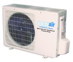 IdealAir Minisplit 12000 BTU 23Ft Line (700894)