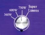 Lumatek HPS 750/600W 240 V HPS Digital Ballast (902550)