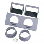 MovinCool Duct Adapter Kit - 2 x 8 in - All Models (700468)