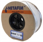 Netafim USA - Super Flex UV White Polyethylene Tubing 5 mm -1000 ft (1/Cs) (7475