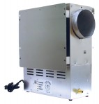 Nova - iGS CO2 Gen. W/ Heat. Ex. LP - 24000 BTU (703730)