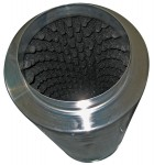 "Phresh Duct Silencer 4"" X 12"" (701200)"
