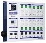 PowerBox - 6-Zone Light/Grow Room Controller (Bluetooth) DPC-24000-BT (702972)