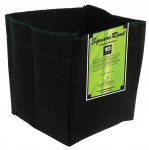 Gro Pro Square Fabric Pot 10 Gallon