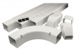 SpeediChannel - AC Lineset Cover Installation Kit 3 in (728192)