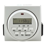 Titan Controls - Apollo 9 Two Outlet Digital Timer (734105)