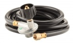 Titan Controls Ares Series Replacement LP Hose & Regulator (702490)