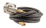 Titan Controls Ares Series Replacement NG Hose & Regulator (702491)