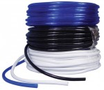 Sunlight Supply - Black Tubing ID 3/4IN - OD 1IN 100Ft (708245)