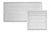 Duralastics - 3ft x 6ft ID White Tray (707935)