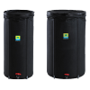 General Hydroponics - Covert Tank Black 33 Gallon Reservoir (707800)