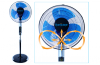 Hurricane - Super 8 Digital Stand Fan 16in (736540)