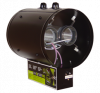 "Uvonair 10"" Cd In Line Duct Ozonator - 2 Cell (741050)"
